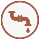 Icône robinet